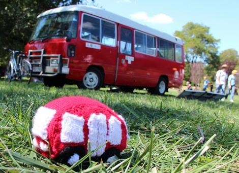 Fee Plumley, Really Big Road Trip